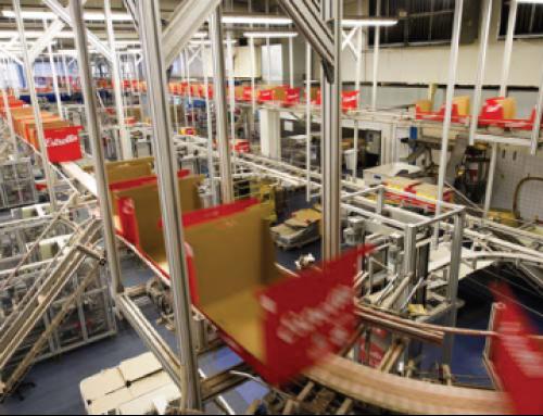 Carryline Belt Conveyors Systems